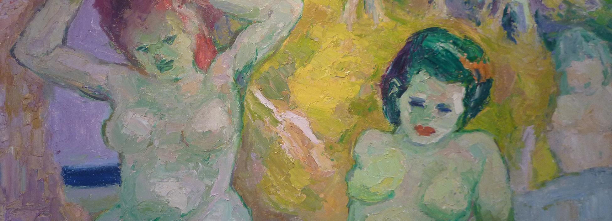 <p>MALLORCA ÉS CULTURA.Mallorca celebra el centenari del pintor Dionís Bennassar</p>