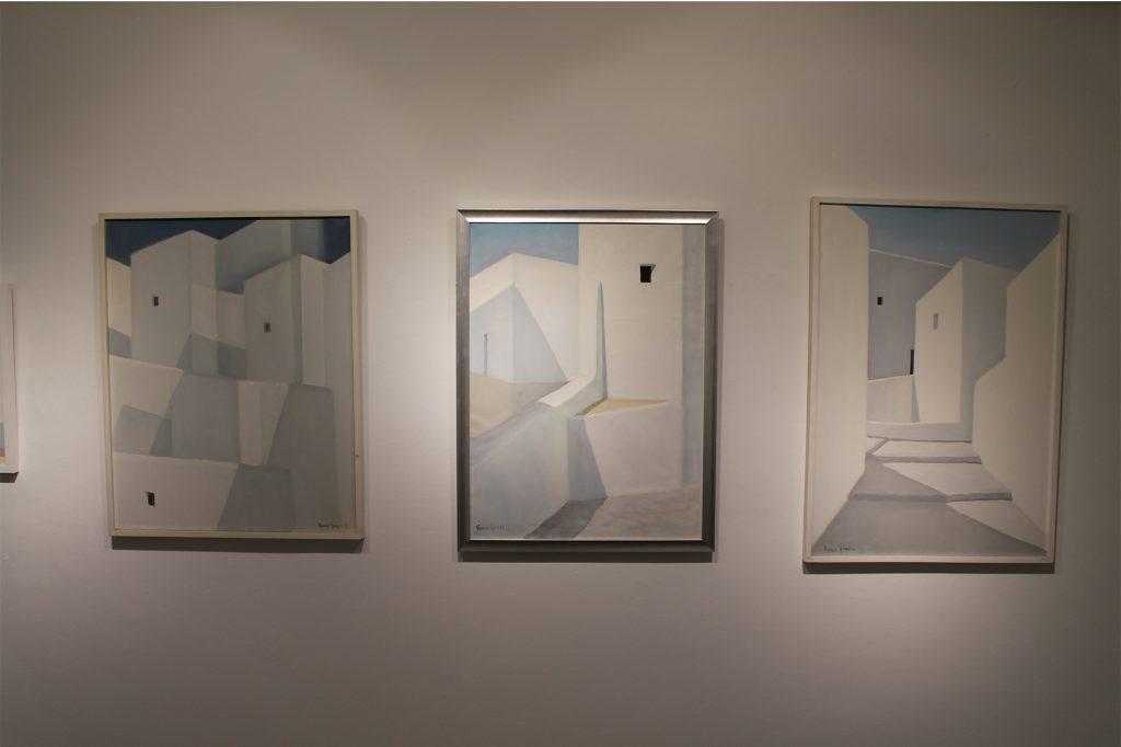 Algunes obres del pintor Vicent Ferrer Guasch
