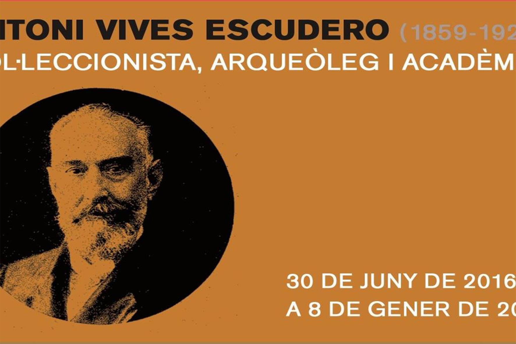 Antoni Vives Escudero