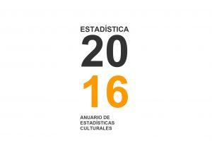 Anuario MECD 2016