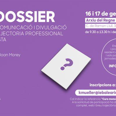 Curs Monogràfic: El Dossier