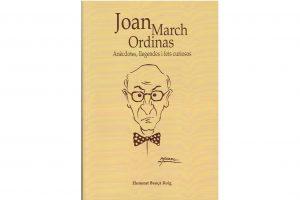 """Presentació """"Joan March Ordinas. Anècdotes, llegendes i fets"""""""