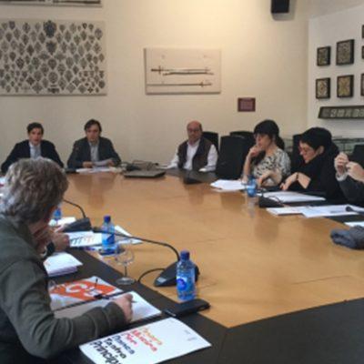 Reunió del Patronat del Teatre Principal de Palma