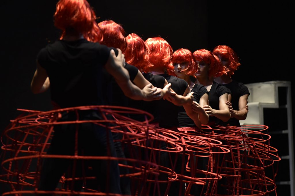 BaRockBallet, de Pasodos Dance Company, al Teatre Xesc Forteza