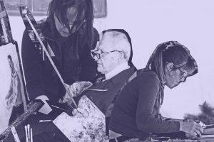 """Estrena dels capítols d' """"Aiguallums"""" sobre Carloandrés, Anna Ametller i Ariadna Ferrer"""