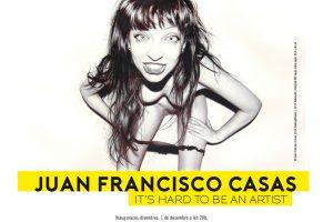 Expo Juan Francisco Casas a Pep Llabres