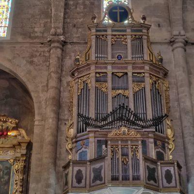 Orgue Santa Creu